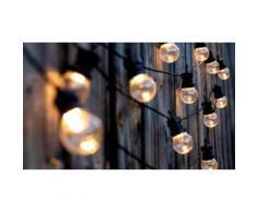 Guirlande LED 10 ou 20 globes Lumisky : 10 globes / x4