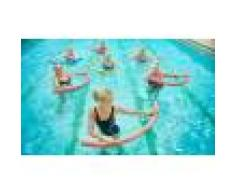 LaRocheFitness 3, 5 ou 10 séances d'aquagym avec accès au sauna, hammam et bain à remous au centre La RocheFitness