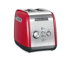 Grille-pain 2 tranches rouge Kitchenaid 5KMT221EER