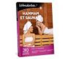 Wonderbox Coffret cadeau Hammam et Sauna - Wonderbox