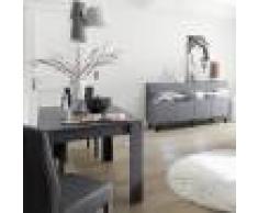 Kasalinea Salle à manger lumineuse grise design palermo 4