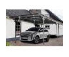 Carport aluminium 5,03x3,05m monopente
