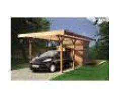 SOLID Carport + abri 3 m x 7 m