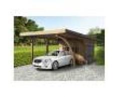 SOLID Carport + abri 4 m x 7 m