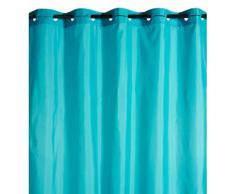 Rideau de douche magique Bleu Absolument Maison