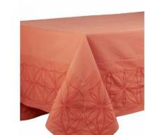 Nappe rectangle Lezard - Absolument Maison - Orange