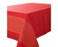 Nappe rectangle Klume Rouge Absolument Maison