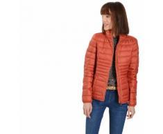 Doudoune légère rembourée de duvet et de plumes - Esprit - Orange