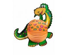 Lampion dinosaure 42 cm Taille Unique