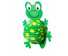 Lampion grenouille 42 cm Taille Unique