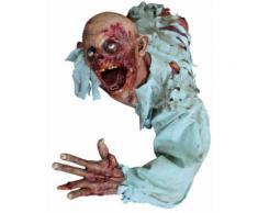 Décoration zombie Halloween Taille Unique