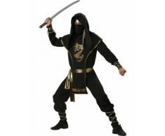 Déguisement Ninja pour homme - Premium Taille L