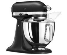 Kitchenaid 5KSM175PSEBK + MVSA TRANCH/RAPE - Robot pâtissier