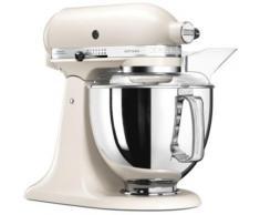 Kitchenaid 5KSM175PSELT + MVSA TRANCH/RAPE - Robot pâtissier