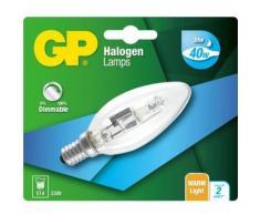 Ampoule GP Bougie E14 30W/40W Variateur
