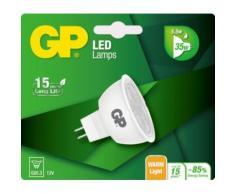 Ampoule GP LED MR16 GU5.3 5-35W