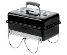Weber GO ANYWHERE BLACK CHARBON - Barbecue charbon