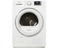 Sèche linge pompe à chaleur Samsung DV 80F5E5HGW/EF