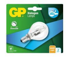 Ampoule GP Globe E14 30W/40W Variateur
