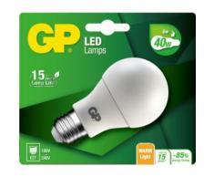 Ampoule GP LED CLASSIC E27 6W-40W