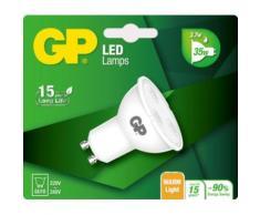 Ampoule GP LED TWIST GU10 3.7-35W