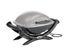 Weber Q1400 GRANITE GRAY - Barbecue électrique