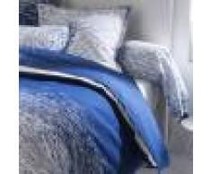 Home Maison Drap plat imprimé reflet coton outre mer 290x180