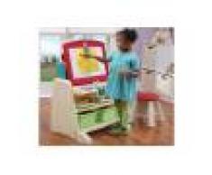 Step2 Bureau Table à Dessin 2 en 1 pour Enfant