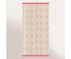 Serviette de toilette 50x100 cm 100% coton 500 g/m2 LUCA Rose