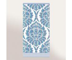 Serviette invité 33x50 cm 100% coton 500 g/m2 TOSCA BAROQUE Bleu