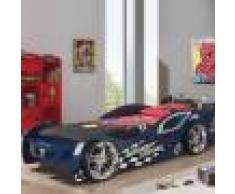 NOUVOMEUBLE lit enfant voiture bleue GRANDIOSE