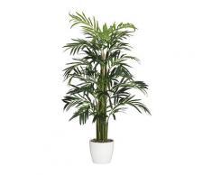 Palmier bambou, realtouch realtouch, pot en céramique