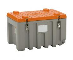 Malle universelle en polyéthylène capacité 150 l, charge max. 100 kg | CEMO