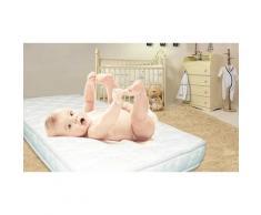 Matelas pour bébé Baby bamboo : 60 x 120 cm