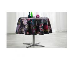Nappe : Forme ronde 160 cm / Happy Flowers