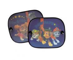 2 Rideaux Pare-soleil À Ventouses Disney Paw Patrol 44 X 36 Cm