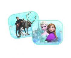 2 Rideaux Pare-soleil À Ventouses Disney Frozen 44 X 36 Cm