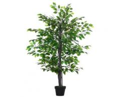 Plante artificielle banyan H1,45m