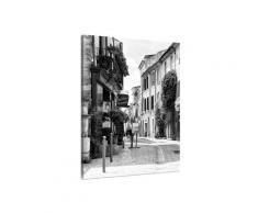 Tableau rue du sud Toile imprimée