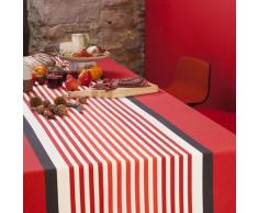Nappe rouge 180x300