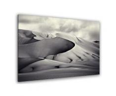 Tableau désert du ténéré Toile imprimée