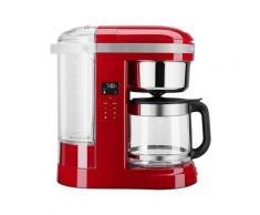 Machine à café électrique rouge empire 1,7 L 1100 W Kitchenaid