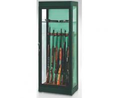 Armoire à fusils vitrine blindée - TECHNOMAX - GA/70F