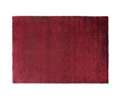 Tapis Cosy Glamour ESPRIT HOME, rouge, 80 x 150 cm