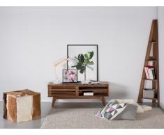 Etagères d'angle en bois - meuble de rangement - Solo