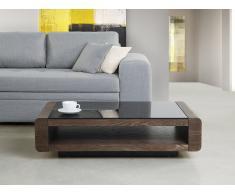 Table basse - table de salon - orme naturel - Moura