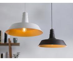 Lampe de plafond - suspension - luminaire blanc - Bayou