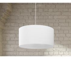 Lampe de plafond - suspension - plafonnier - luminaire ivoire - Elbe
