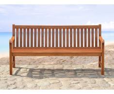 Banc de jardin en bois - 180 cm - Toscana