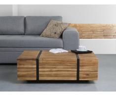 Table basse - table d´appoint en bois - Gander